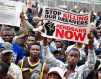 CSOs to FG: Stop intimidating #EndSARS activists — focus on reforms