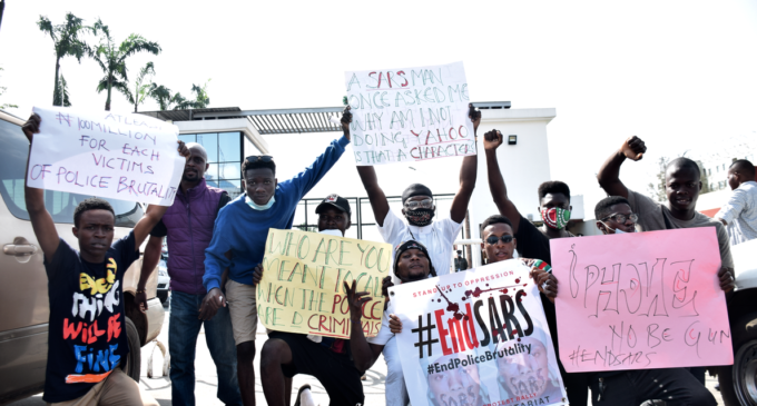 FULL LIST: The demands of #EndSARS protesters