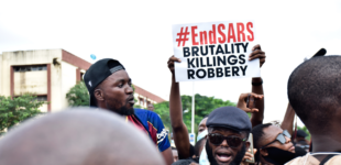 Who is anonymous?, #EndSARS, where is Tinubu?… Nigeria's October search trends on Google