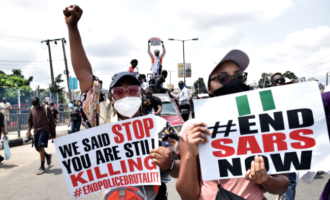 #EndSARS: The way to end police brutality