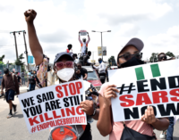 Court orders CBN to unfreeze accounts of 20 #EndSARS protesters