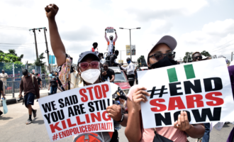 ANALYSIS: Did #EndSARS protests impact COVID-19 cases? Here's what the data show