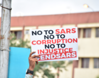 Could tough response to #EndSARS protests be govt terrorism against citizens?
