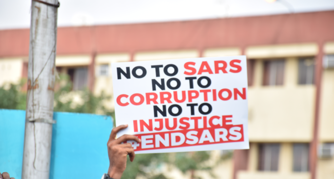 CBN gets court order to freeze accounts of #EndSARS 'promoters'