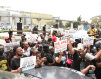 Some politicians 'desperate to profit from' #EndSARS protests