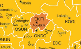 Amotekun operatives arrest 'four kidnappers' in Ekiti