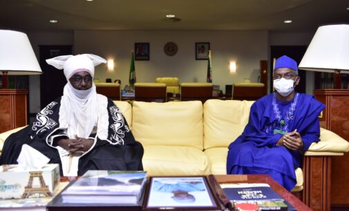 'God chose you through us' — el-Rufai hosts Emir of Zazzau