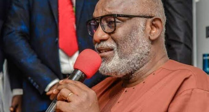Group asks Akeredolu to focus on electricity, education in Ilaje