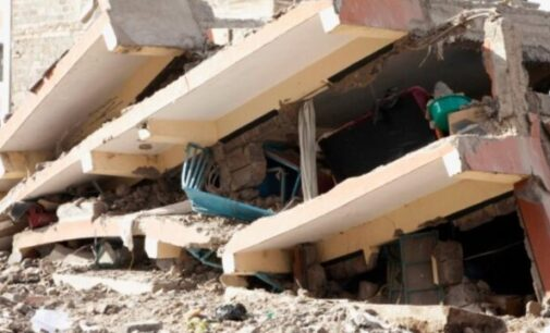21 killed in church building collapse in Ghana