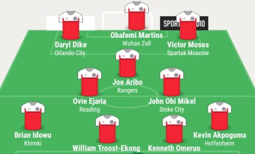 Aribo, Martins, Moses… TheCable's team of the week
