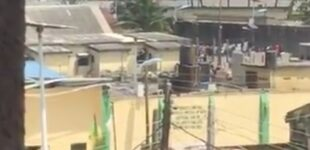 Gunshots as 'hoodlums' attack Ikoyi prison