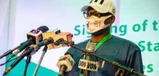 Jegede challenges Akeredolu's victory at Ondo election tribunal