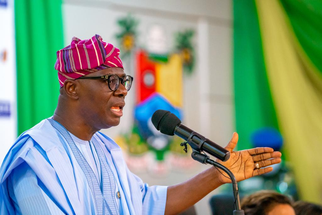 There is no place to cross in Lagos, Sanwo-Olu warns churches