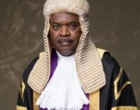 Ishaq Bello, Nigeria's nominee to ICC, well beaten, secures only 5 out of 110 votes