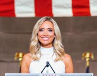 Another Trump aide, Kayleigh McEnany, contracts COVID-19