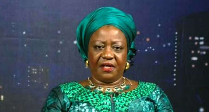 Lauretta Onochie not qualified to serve at INEC, says Falana-led group