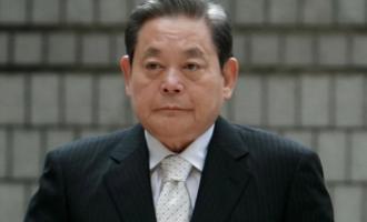 Samsung chairman, Lee Kun-hee, dies at 78