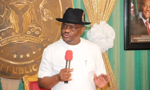 Wike: Buhari will set the country on fire if he doesn't implement the people's demands
