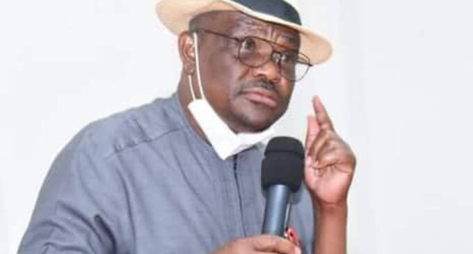 Insecurity: FG needs to apologise for ignoring Rivers in 2015, says Wike