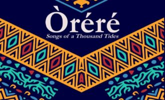 Flame of lyrical flicker: A review of Orere, Songs of a Thousand Tides