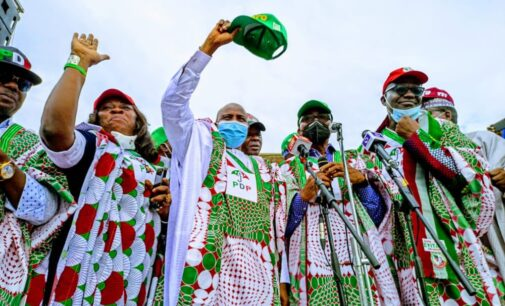 PDP: We've not made any decision on zoning of 2023 presidential ticket