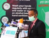 Only FCT has achieved COVID-19 testing target, says PTF