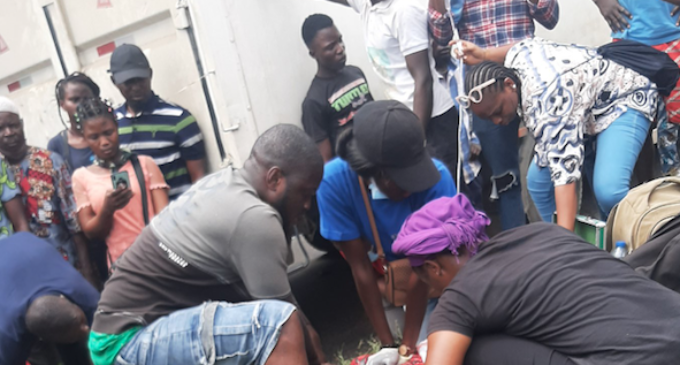'Two killed' during #EndSARS protests in Lagos