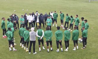 Simy, Ezenwa return as Rohr submits provisional squad list for Cameroon friendly