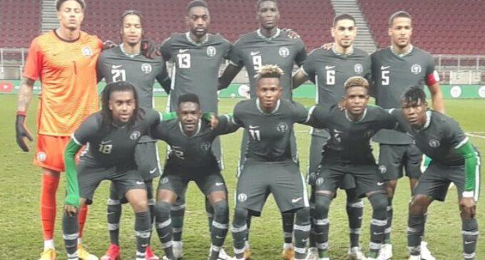 Algeria beat Nigeria in Austria