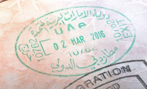 UAE to begin 'tourist' visa issuance to Nigerians October 8