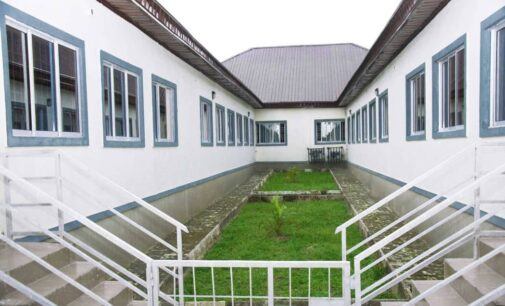 Abia group builds 50-bed isolation centre