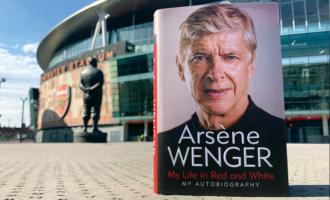 Arsene Wenger's LifeinRed & White