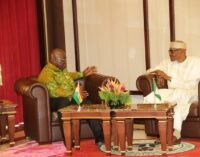 'Violence can't be the solution' — Ghanaian president asks FG to solve #EndSARS crisis through dialogue