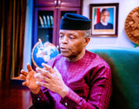 Osinbajo: No group, ideology can defeat God's promise for Nigeria's greatness