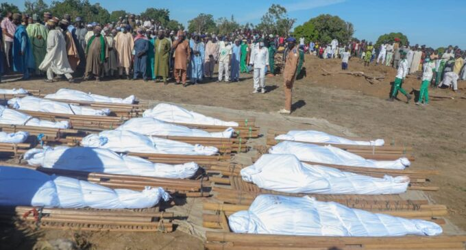 Zabarmari massacre: We informed military of an imminent attack but they did nothing, says survivor