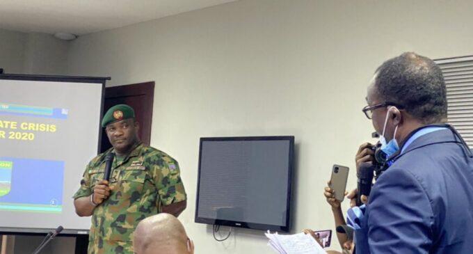Lekki shooting: Sanwo-Olu was misinformed, says army