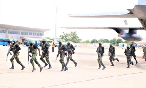 One killed, two children rescued as air force arrests suspects over Kaduna attack