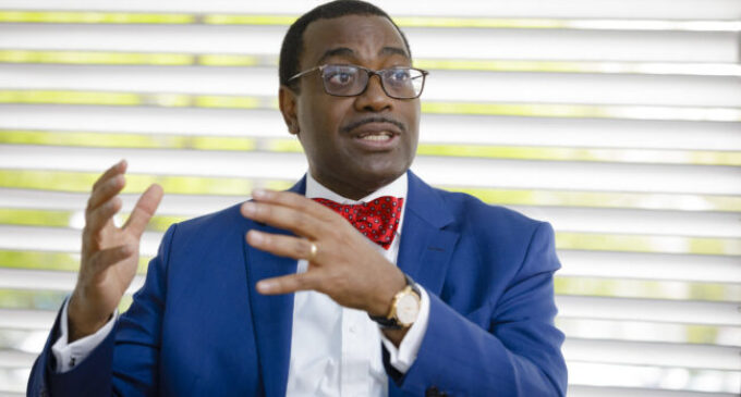Nigeria to benefit as AfDB invests $25bn in African countries