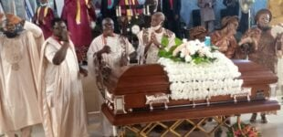Encomiums as Obaleke, former Awolowo private secretary, is laid to rest