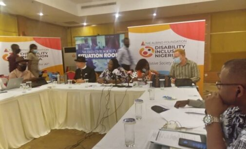 'Jobs should be reserved for people with disabilities'