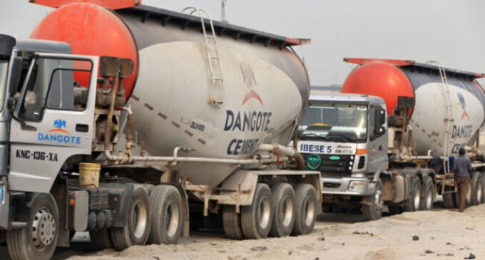 Dangote Cement pays investors N9.7bn in first share buyback programme