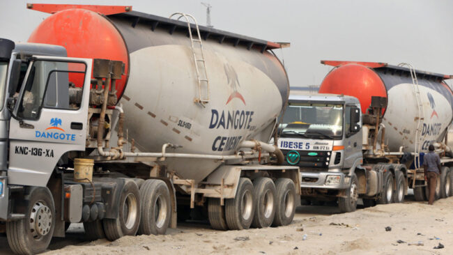 Dangote: We have no control over retail price of cement
