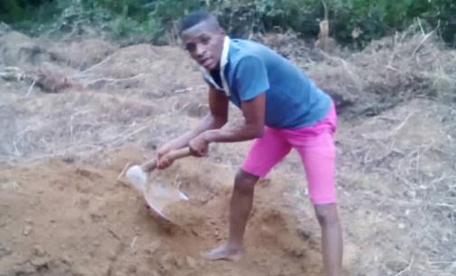 Inside the world of first-class mathematician languishing on Ebonyi farmland