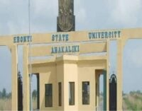 Ebonyi varsity has not resumed, ASUU insists
