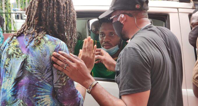 #EndSARS: Court grants Eromosele Adene bail