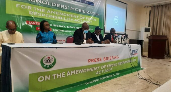 FRC: There's currently no punishment for MDAs that fail to remit revenue to FG