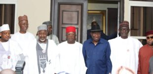 APC to PDP: Jonathan now a progressive person… he works for us