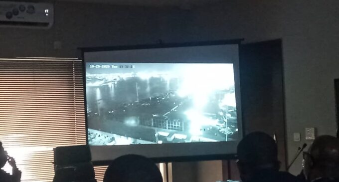 CNN: LCC's footage of Lekki shooting confirms the timelines in our report