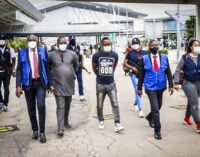 Interpol nabs three Nigerians 'who scammed 50,000 victims worldwide'