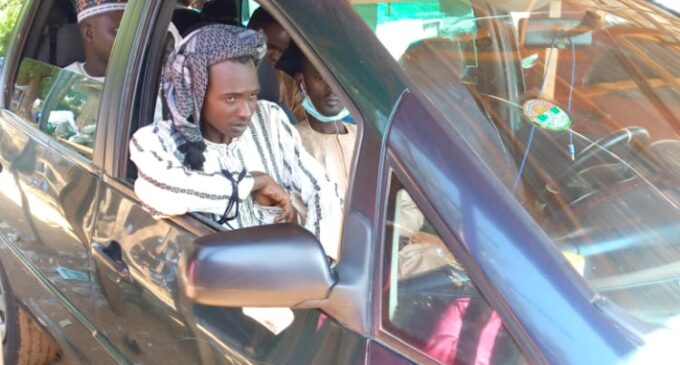 EXTRA: 'Kidnapper' mistakenly boards vehicle owned by one of his victims